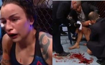 UFC fighter's corner deservedly slammed for shockingly neglectful treatment