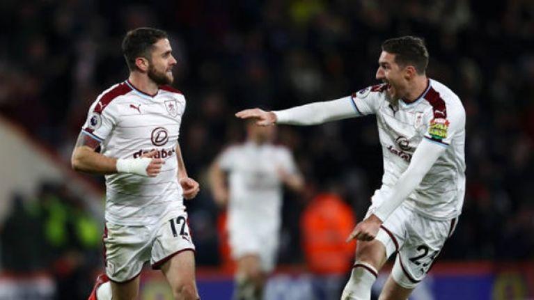 Burnley top Premier League's 'value for money' table