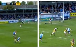 Liam Rushe should have been done for steps twice before Dublin goal