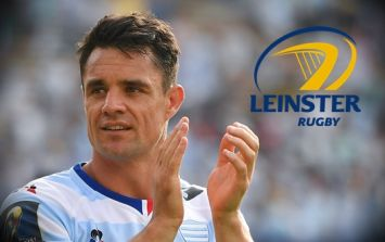 Dan Carter overcomes final heartbreak to pay classy tribute to Leinster