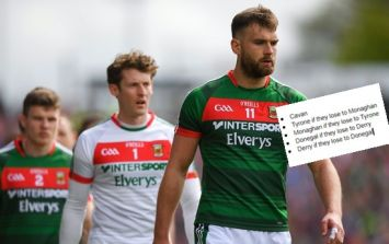 List of teams Mayo could play in first round of qualifiers