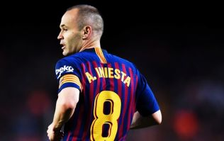Andres Iniesta has signed with Japanese side Vissel Kobe