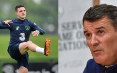 Roy Keane gives no-nonsense response to question of Declan Rice's nationality