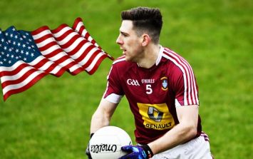 """""""I can't stand here and say I'm happy about it at all"""" - Westmeath manager on vice-captain's move"""