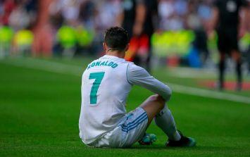 Cristiano Ronaldo has named the toughest defender he has ever faced
