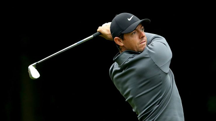 'That's the best round I've ever seen' - Rory McIloy's playing partner stunned by his form