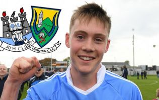 If you're from Wicklow, you don't want to look at Dublin's starting 15