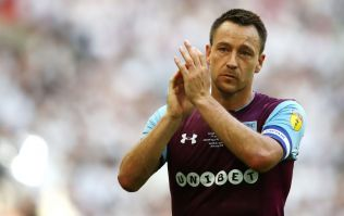John Terry and Jack Grealish cried on the pitch after Aston Villa lost play-off final to Fulham