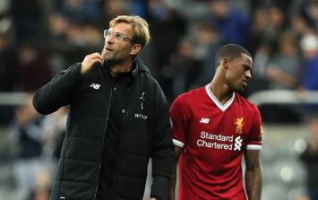 Wijnaldum reveals what Klopp said to the Liverpool players at half-time following Salah injury