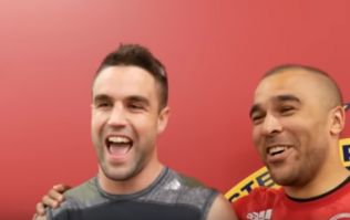 Munster release behind-the-scenes footage of Simon Zebo gag reel