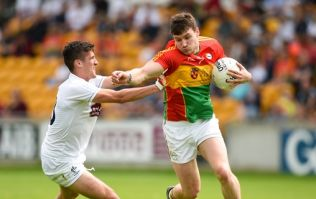 Carlow really are bloody rising as they stun Kildare