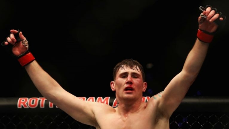 MMA community raises a collective eyebrow over controversial Darren Till decision