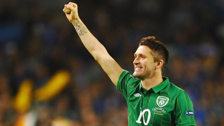 QUIZ: You have three minutes to name every club Robbie Keane has played for
