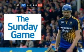 The Sunday Game didn't show what would have been one of the greatest hurling points ever