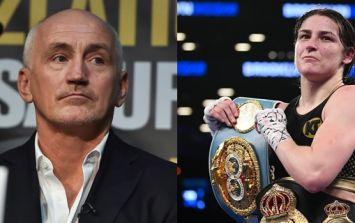 Barry McGuigan is building a not-so-secret weapon to beat Katie Taylor