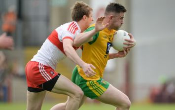 Everyone knows Paddy McBrearty is coming on the loop... and no-one can stop him