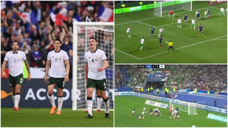 Why do Ireland keep conceding the exact same goal?