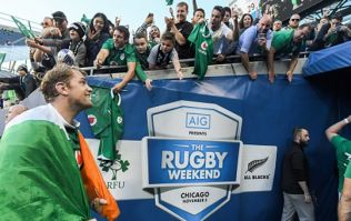 Jamie Heaslip: Playing in Chicago was like playing in a Colosseum
