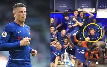 FA Cup winner Ross Barkley mocked following Chelsea's win over Man United