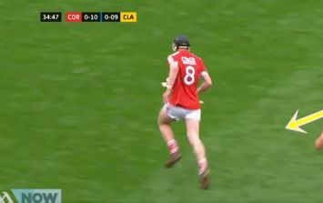 Peter Duggan reaction to chasing hurling's fastest man was actually heartbreaking