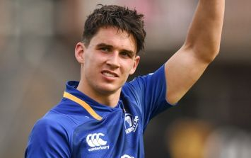 Novel solution to Joey Carbery's outhalf issues that will keep two provinces happy