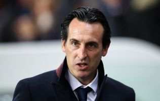 Unai Emery is going to be the next Arsenal manager
