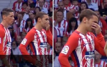 Fernando Torres made Antoine Griezmann cry after Atletico fans booed him