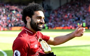 There's a documentary about Mohamed Salah on TV tonight