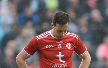 Sean Cavanagh questions why his brother Colm was substituted