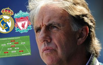Firmino out, Henderson in on Mark Lawrenson's Real Madrid Liverpool combined XI