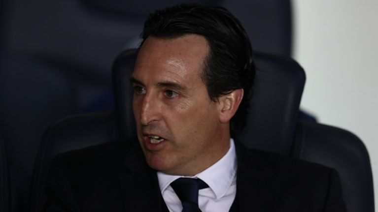 Arsenal supporters make it very clear who Unai Emery should sign first