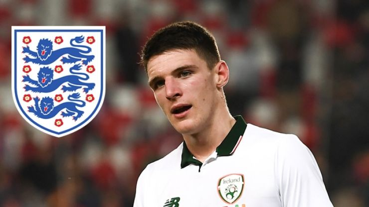 """West Ham co-owner wants Declan Rice to be the """"future of the England team"""""""