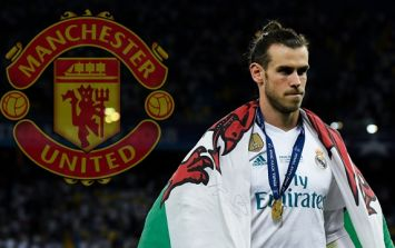 Manchester United are reportedly prepared to pay club record fee for Gareth Bale
