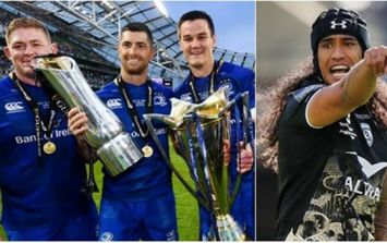 Leinster's best XV with Joe Tomane and everyone fit is a scary prospect