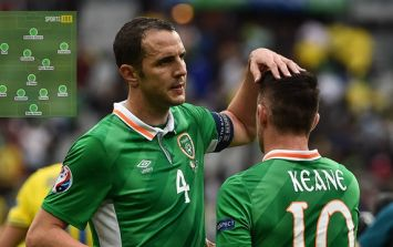 An Ireland XI of the best players John O'Shea played alongside features some of the Irish footballers ever