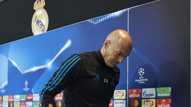 Zinedine Zidane has explained exactly why he has quit as Real Madrid manager