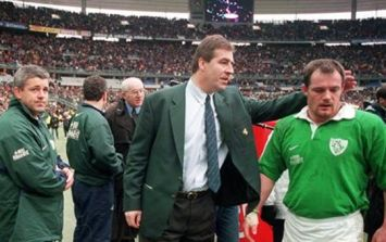 Rugby writer recalls dressing room confrontation with Donal Lenihan after Battle of Pretoria
