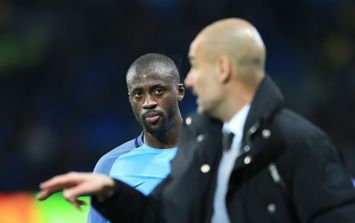 Yaya Touré launches scathing attack on Pep Guardiola