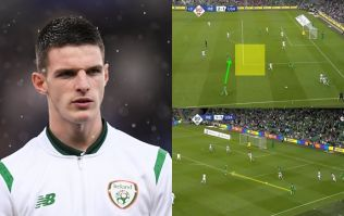 Declan Rice did exactly what Ireland players need to do in the win over the USA