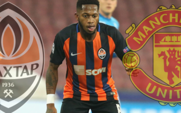 Manchester United have officially signed Fred