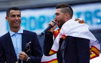 Sergio Ramos' line about Roberto Firmino is the most Sergio Ramos thing ever