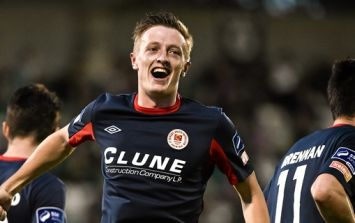 Chris Forrester has found himself a new club