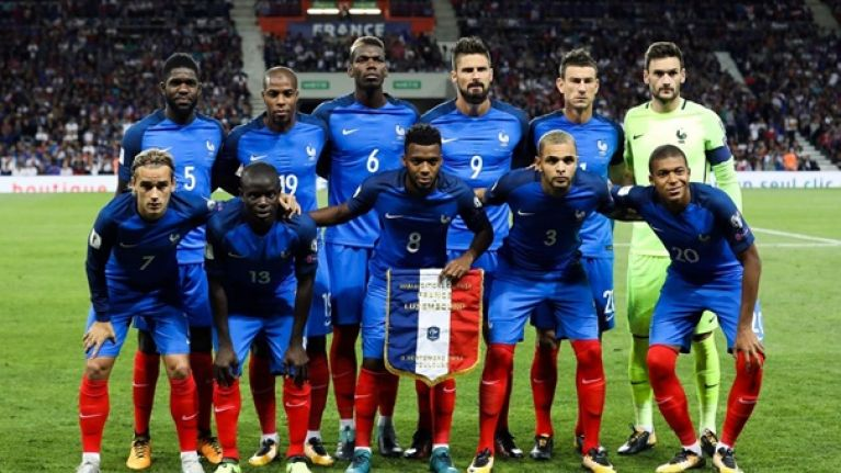 667d44f29 France have the most valuable squad at this summer's FIFA World Cup ...
