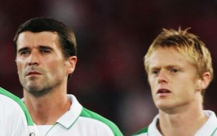 """People were in fear of Roy"" - Damien Duff says some Ireland players were able to ""breathe"" after Keane left in 2002"