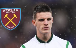"West Ham ""face a fight"" to keep hold of Declan Rice"