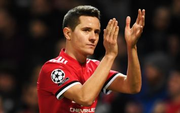 'Lucrative offer' lined up for Ander Herrera to leave Manchester United