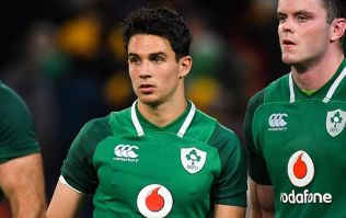 Joe Schmidt gives it straight after post-match question about Joey Carbery