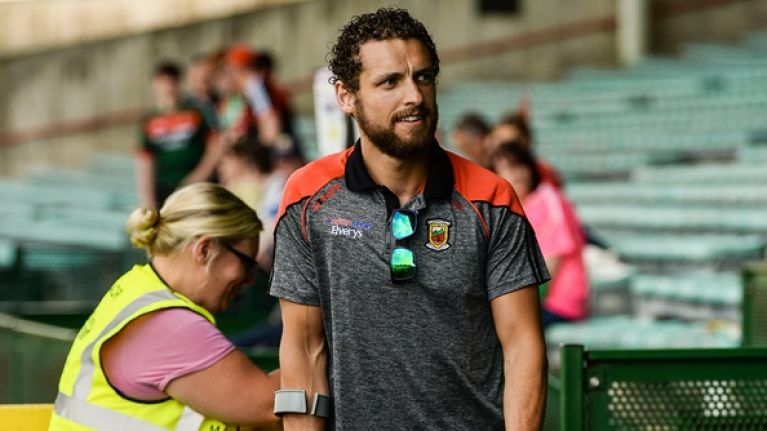 Reception Tom Parsons received walking into Gaelic Grounds will shake your soul