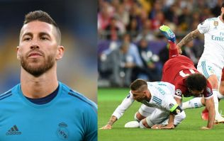 Sergio Ramos has a dig at Jurgen Klopp after his Champions League final comments