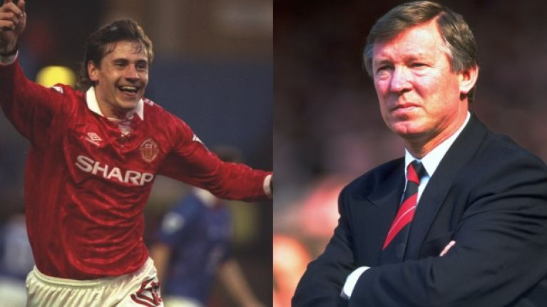 Ex-United star reveals what happened when he told Fergie to 'F*** off, you Scottish B******'